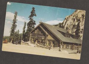 Historic Glen Cove Inn Vintage Postcard, Pikes Peak Highway, Colorado