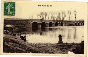 CPA Les PONTS-de-CÉ (189950)