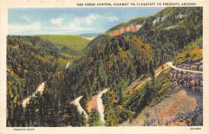 9670 Oak Creek Canyon, Highway 79, Flagstaff to Prescott, Arizona