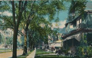 Homes on South Goodman Street, Rochester, New York - DB