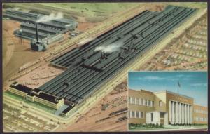 Plymouth Division,Chrysler Corp,Detroit,MI Postcard