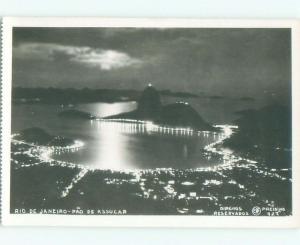 old rppc NICE VIEW Rio De Janeiro Brazil i2510