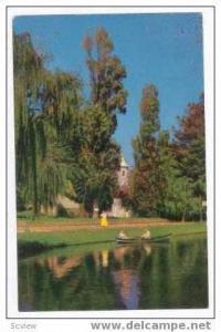 Park, Montevideo, Uruguay, 50s