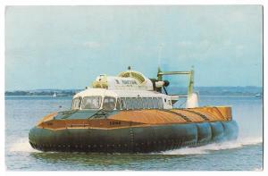 SRN6 Hovertrafel Hovercraft Nautica 01.14