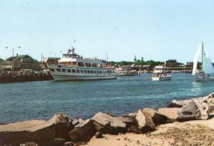 MA - Martha's Vineyard, Island Queen Ferry