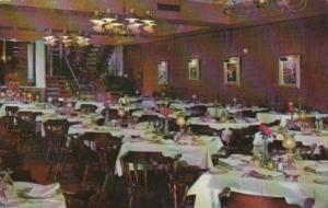 New Jersey Lakewood The Cricket Restaurant Dining Room