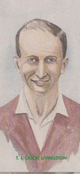 AH Bakewell Northamptonshire Cricket Team Player Antique Cigarette Card