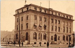 Federal Building Boise ID Idaho c1914 Postcard E42