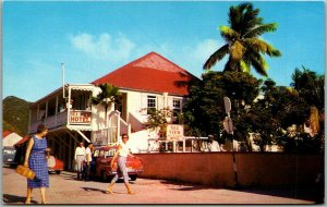 Phillipsburg, ST. MARTEN Caribbean Islands Postcard SEAVIEW HOTEL Street View