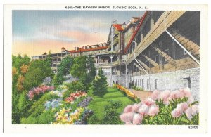 The Mayview Manor, Blowing Rock, North Carolina, unused linen