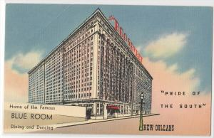 The Roosevelt Hotel, New Orleans LA