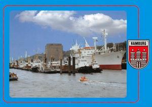 Hamburg Hafenschlepper Museumschiff Cap San Diego Harbour Tug Ship