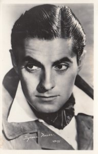 RP: Movie Star TYRONE POWER, 30-40s