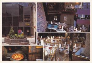 Multi-Views, Restaurant Pizza Mella, Montreal, Quebec, Canada, 1950-1970s