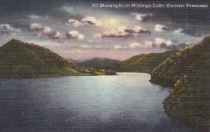 Tennessee Watauga Lake T17 Moonlight On Watauga Lake
