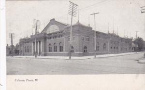 Illinois Peoria The Coliseum