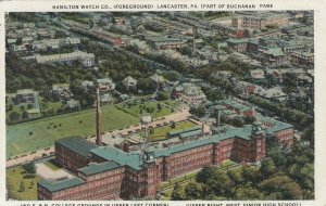 LANCASTER , Pennsylvania, 1910-30s ; Hamilton Watch Company