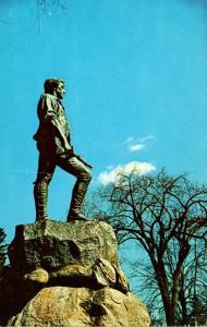 Massachusetts Lexington Minute Man Statue
