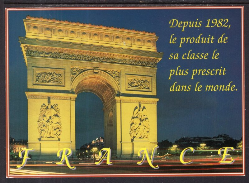 Voltaren Advertising France BIN