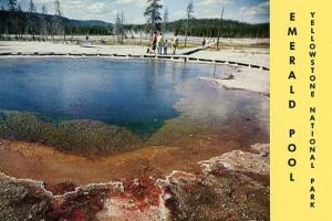 WY - Yellowstone National Park, Emerald Pool