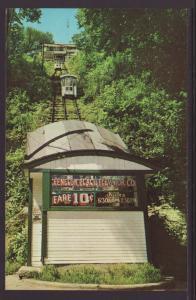 Fenelon Place Elevator,Dubuque,IA Postcard BIN