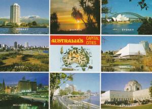Australia , Capital Cities , 60-80s