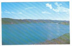 Scenic view, Echo Reservoir, Coalville, Utah, 40-60s