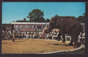 Elephant Act,Circus World Museum,Baraboo,WI