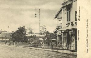 indonesia, JAVA WELTEVREDEN, Hotel des Indes (1899)