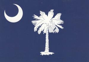 State Flag , South Carolina , 1990s