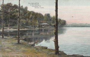 NORWICH , Connecticut , 1909 ; Lake , Mohegan Park ; #2