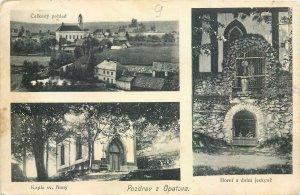 Postcard Slovakia Celkovy pohled
