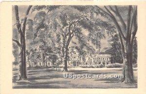 Home of Franklin D Roosevelt - Hyde Park, New York