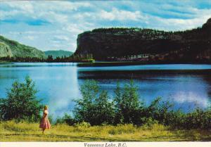 Canada Vasseaux Lake British Columbia