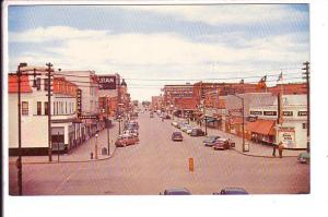 Main Street, Moose Jaw Saskatchewan