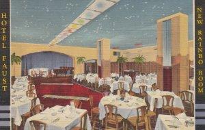 ROCKFORD , Illinois , 1930-40s ; Hotel Faust