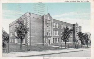 Missouri Flat River Junior College 1912