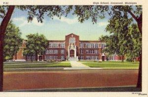 HIGH SCHOOL IRONWOOD, MI