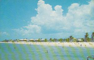 Beach Scene Fort Myers Beach Florida