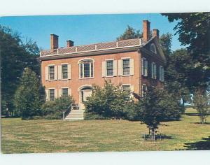 Unused Pre-1980 MUSEUM Kinderhook - Near Catskill & Albany New York NY d9107