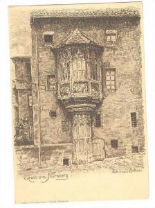 AS, Gruss Aus Nürnberg (Bavaria), Germany, 1900-1910s
