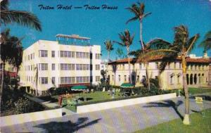 Florida Miami Beach The Triton Hotel 1956