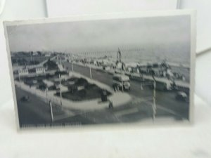 Vintage Postcard Seafront and Promenade Southsea Hampshire 1960s