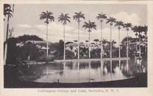 BARBADOS , 00-10s : Codrington College & Lake