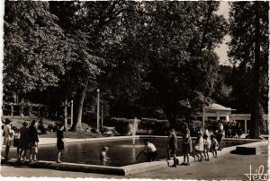 CPA AIX-les-BAINS Un coin du parc municipal (337251)