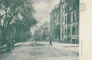 BOSTON, Massachusetts, 1900-10s; Beacon Street