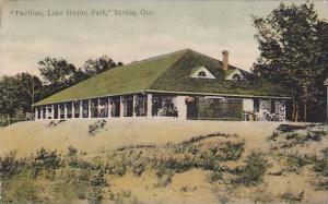 Pavilion, Lake Huron Park, Ontario, Canada, 00-10s