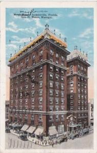 Florida Jacksonville Hotel Mason 1930