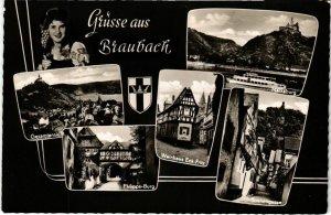 CPA AK Braubach- souvenir GERMANY (1029438)