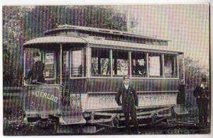 Geneva & Waterloo Car # 2 Built 1895